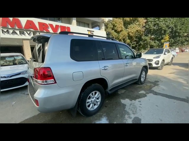 Toyota Land Cruiser 2008 for Sale in Islamabad