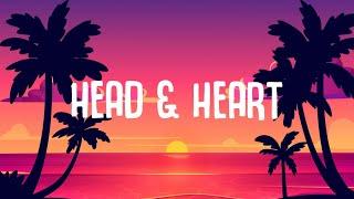 Joel Corry x MNEK - Head & Heart (Lyrics) - YouTube