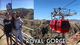 Royal Gorge Bridge and Park, Canon City Colorado