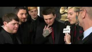 Bring Me The Horizon Interview at GRAMMYs 2019