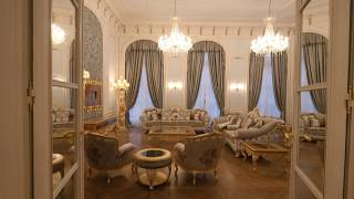Grand Appartement Parisien Style Louis XV