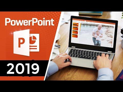 PowerPoint 2019 Exam - YouTube