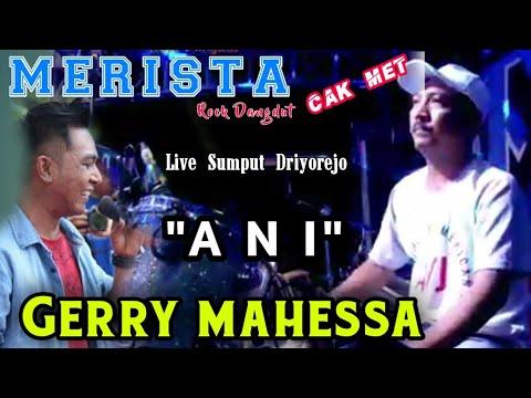 GERRY MAHESSA - ANI  -  CAK MET MERISTA DRIYOREJO 2018