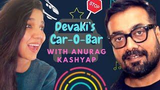 Rj Devaki Takes <b>Anurag Kashyap </b>on A Ride In Devaki Ka CarOBar