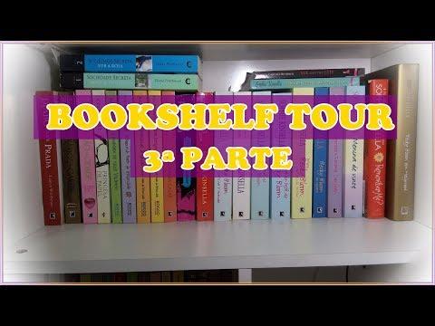 BOOKSHELF TOUR | 3ª PARTE |  Leticia Ferfer | Livro Livro Meu