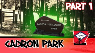 Part 1 of Cadron Park.