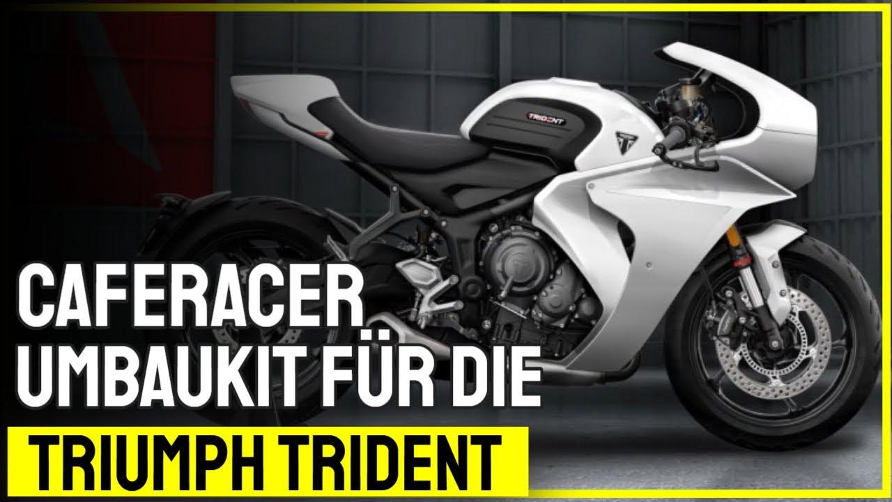 CafeRacer Umbaukit für die Triumph Trident 660