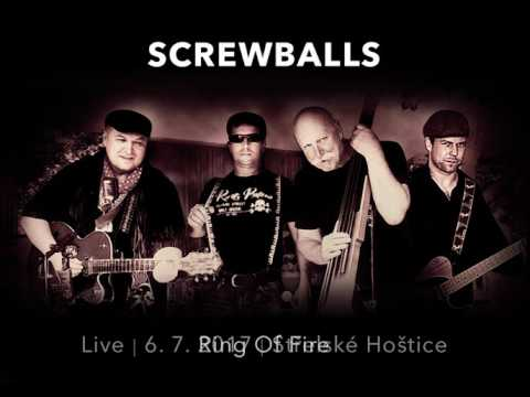 Screwballs Rockabilly - Screwballs Rockabilly - Ring of Fire (cover)