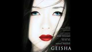 Memoirs of a Geisha OST - 12. Destiny's Path