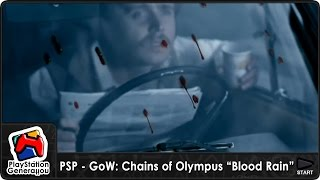 "PSP - God of War: Chains of Olympus ""Blood Rain"" - TV Commercial (2008)"