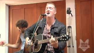 Queens Of The Stone Age - My God Is The Sun (Fox Uninvited Guest)
