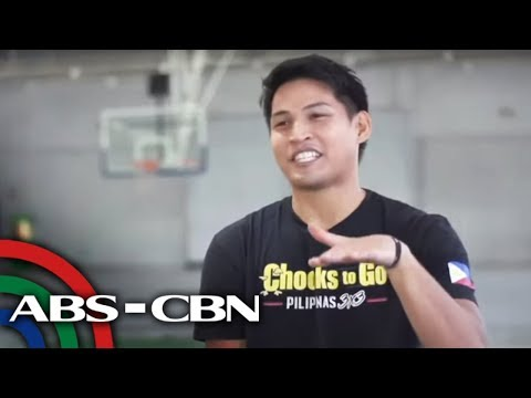 [ABS-CBN]  Soar High, Air David | Sports U