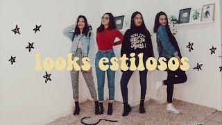 Montando Looks Estilosos Com Peças Básicas // Lookbook De Inverno E Dicas