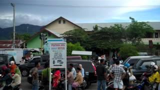 Suasana Paska Gempa Di Banda Aceh