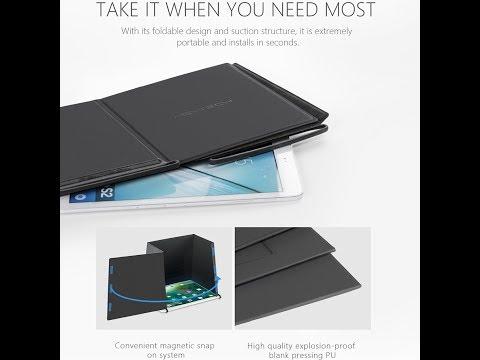 PGYTECH All surround Tablet protecção solar da Banggood