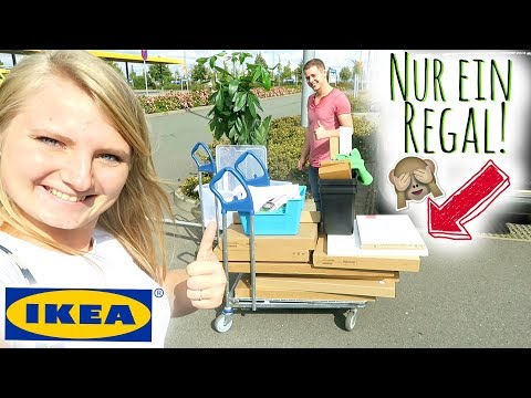 Wir plündern IKEA! | Küche planen, Regale & Dekoration kaufen | Umzugsvlog #7