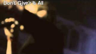 Daniel Bedingfield- Don't Giver It All
