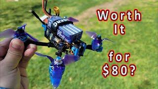 DarwinFPV Darwin79 3-inch Micro Drone Review ????