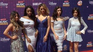Fifth Harmony 2016 Radio Disney Music Awards Red Carpet
