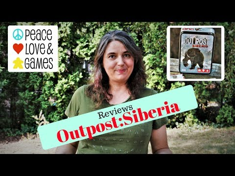 Outpost: Siberia - Board Game Review