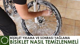 Bisikletimizi Nasıl Temizliyoruz? - Yıkama ve Sonrası...