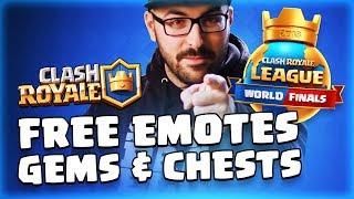 Clash Royale League: World Finals HYPE! 🔥