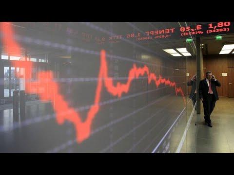 Χρηματιστήριο Αθηνών: Βουτιά 9% στο άνοιγμα ελέω κορωνοϊού…