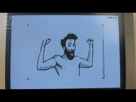 This is America in a 1.8mb Macromind animation.