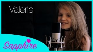 Valerie - Amy Winehouse/The Zutons - Cover by 12 year old Sapphire