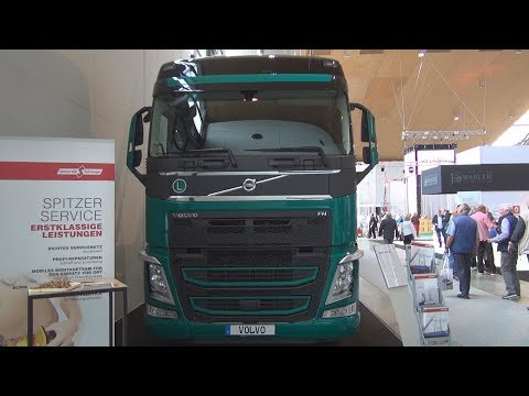 Volvo FH Reloaded 420 I-Shift Dual Clutch 4x2 Tractor Truck (2018) Exterior and Interior