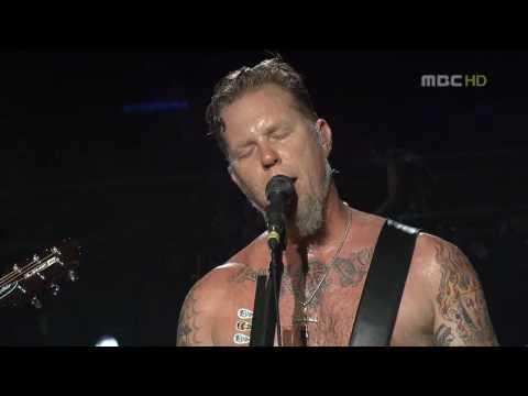 LIVE   HD   Metallica - The Unforgiven @ Seoul 2006