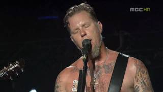 Gambar cover LIVE | HD | Metallica - The Unforgiven @ Seoul 2006