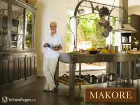 Makore Kitchens & Fine Renovations - Calgary