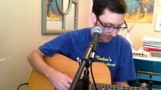 (421) Zachary Scot Johnson Stealing Kisses Lori McKenna Cover thesongadayproject Faith Hill Zackary