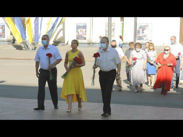 Поздравление Ольги Бабенко с Днём Конституции Украины