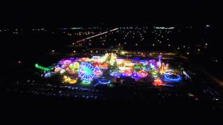 The Fairgrounds from Above