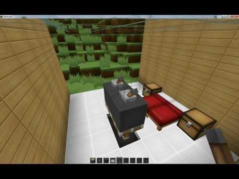 chambre moderne - private 4rum