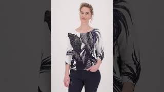 Vorschau: Sommerlicher Bändchengarn Pullover