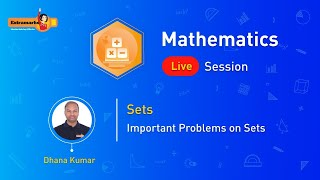 Watch And Learn Integers, Sets of Mathematics For Class 10 On Extramarks