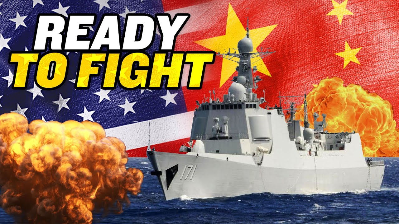 China Prepares for War with US Over Taiwan thumbnail