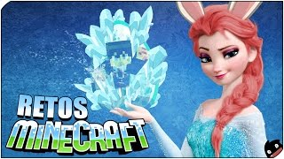 Let It Go! | Retos Minecraft Con Naishys