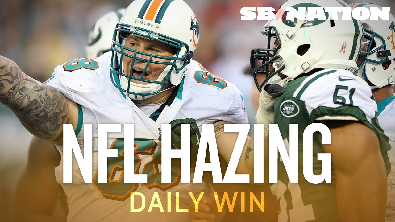 Richie Incognito, Jonathan Martin, and the NFL's hazing problem - The Daily Win thumbnail