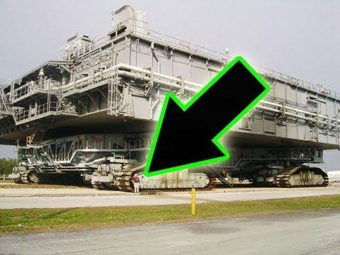 Những cỗ máy lớn nhất thế giới .