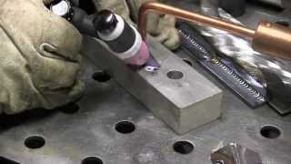 TIG Welding with the Lincoln PowerMig 210MP