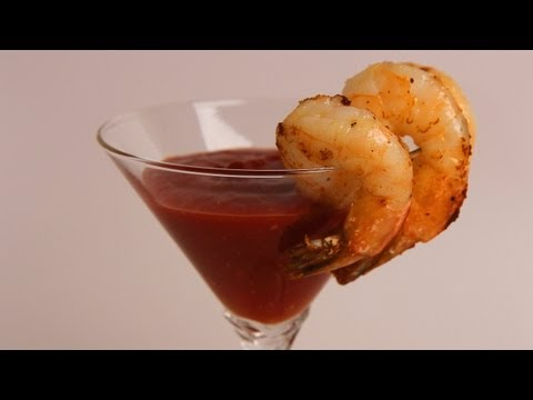 Shrimp Cocktail Recipe – Laura Vitale – Laura in the Kitchen Episode 316