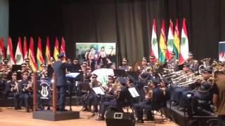الحفل الموسيقي لجمعية كشافة الرسالة الإسلامية بمناسبة عيد المقاومة والتحرير- قصر الأونسكو لبنان ٢٠١٦