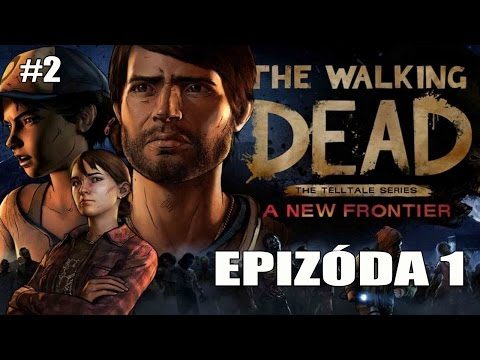 The Walking Dead: A New Frontier / Epizóda 1 Klem is back !!! CZ/SK let's play