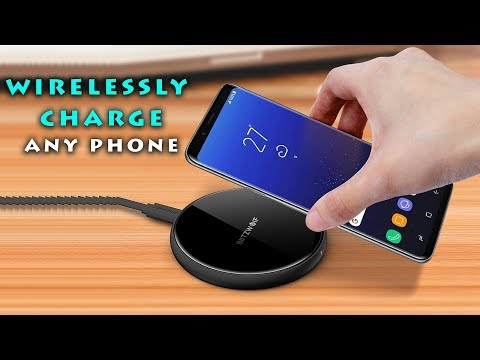 How to Turn any Phone into Wireless Charging Phone