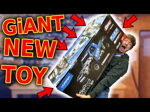 GiANT FAST new RC Car - The best yet?