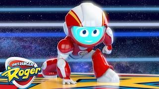 Space Ranger Roger | Episode 1 - 3 Compilation | Funny Cartoon for Kids